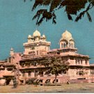 JAIPUR MUSEUM INDIA COLOR PICTURE POSTCARD #419 UNUSED
