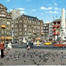 THE NATIONAL MONUMENT AMSTERDAM HOLLAND COLOR PICTURE POSTCARD #440 UNUSED