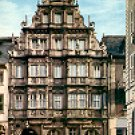 HOTEL RITTER HEIDELBERG GERMANY COLOR PICTURE POSTCARD #451 UNUSED