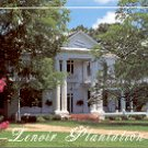 LENOIR PLANTATION WEST POINT MISSISSIPPI COLOR PICTURE POSTCARD #488 UNUSED