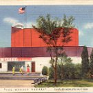 THE WONDER BAKERY CHICAGO WORLD'S FAIR 1934 ILLINOIS LINEN POSTCARD #A 514 UNUSED MINT