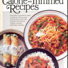 BETTER HOMES AND GARDENS - CALORIE TRIMMED RECIPES COOKBOOK 1980 HARDCOVER MINT