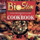 BIO SLIM FOOD PREPARATION GUIDE & COOKBOOK 1997 SOFTCOVER COOKBOOK MINT