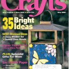 BACK ISSUE CRAFTS MAGAZINE: CRAFTS - 35 BRIGHT IDEAS MAY 2000 NEAR MINT