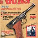 BACK ISSUE MAGAZINE:GUNS - EXCLUSIVE INTERVIEW JACK LUCARELLI & JAMESON PARKER JULY 1986 NEAR MINT
