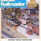 MODEL RAILROADER OCTOBER  1987 MAGAZINE BACK ISSUE NEAR MINT