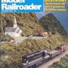 MODEL RAILROADER OCTOBER  1984  MAGAZINE BACK ISSUE NEAR MINT