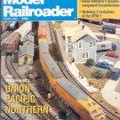 MODEL RAILROADER JUNE 1987  MAGAZINE BACK ISSUE NEAR MINT