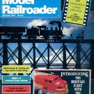 MODEL RAILROADING MARCH 1987  MAGAZINE BACK ISSUE NEAR MINT