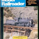 MODEL RAILROADING AUGUST 1987  MAGAZINE BACK ISSUE NEAR MINT