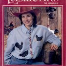 BACK ISSUE CRAFTS MAGAZINE: LEISURE ARTS THE MAGAZINE 30 CRAFTS PROJECTS  AUGUST 1993 MINT