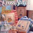 BACK ISSUE CRAFTS MAGAZINE: SIMPLY CROSS STITCH #6 - 23 PROJECTS JULY - AUGUST 1992 MINT