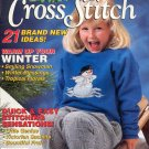 BACK ISSUE CRAFTS MAGAZINE: SIMPLY CROSS STITCH #8 - 21 PROJECTS NOVEMBER - DECEMBER 1992 MINT