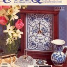 BACK ISSUE CRAFTS MAGAZINE: CROSS QUICK CROSS STITCH AUGUST - SEPTEMBER 1989 MINT