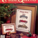 BACK ISSUE CRAFTS MAGAZINE: CROSS QUICK CROSS STITCH DECEMBER - JANUARY 1990 MINT