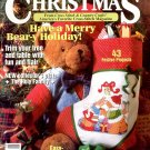 CROSS STITCH CHRISTMAS 1991 BY BETTER HOMES & GARDENS BACK ISSUE MAGAZINE MINT
