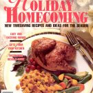 BACK ISSUE MAGAZINE COOKBOOK HOLIDAY HOMECOMING by KRAFT 1991 NEAR MINT