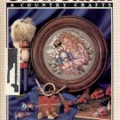 CROSS STITCH & COUNTRY CRAFTS BACK ISSUE MAGAZINE NOVEMBER DECEMBER 1986 NEAR MINT
