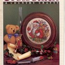 BACK ISSUE CRAFTS MAGAZINE: CROSS STITCH & COUNTRY CRAFTS NOVEMBER DECEMBER 1987 MINT