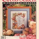 CROSS STITCH & COUNTRY CRAFTS BACK ISSUE MAGAZINE MAY JUNE 1992 NEAR MINT