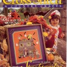 CROSS STITCH & COUNTRY CRAFTS BACK ISSUE MAGAZINE SEPTEMBER OCTOBER 1993 NEAR MINT