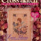 CROSS STITCH & COUNTRY CRAFTS BACK ISSUE MAGAZINE JANUARY FEBRUARY 1994 MINT