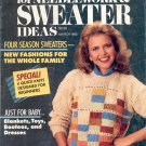 BACK ISSUE CRAFTS MAGAZINE: WOMAN'S DAY 101 NEEDLEWORK & SWEATER IDEAS MARCH 1985 VERY GOOD COND