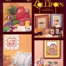 LEMON DROPS AND LOLLIPOPS BOOKLET by VANESSA ANN COLLECTION 1981 NEAR MINT