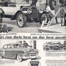 1953  ETHYL CORPORATION GASOLINE MAGAZINE AD  (165)