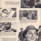 1953  PULLMAN TRAINS COMFORTABLE CONVENIENT AND SAFE MAGAZINE AD  (170)