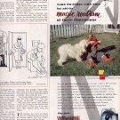 1953 VIEW-MASTER PERSONAL STEREO CAMERA MAGAZINE AD  (180)