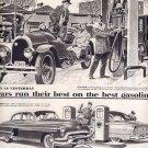 1953 ETHYL GAS CORPORATION AND 1953 OLDSMOBILE MAGAZINE AD  (188)