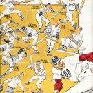 1953 WHERE ARE BASEBALLS .300 HITTERS THREE PAGE MAGAZINE AD  (192)