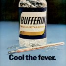 1972 BUFFERIN - COOL THE FEVER MAGAZINE AD  (13)