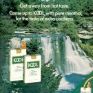1972 KOOL FILTER KING CIGARETTES MAGAZINE AD  (14)