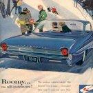 1961 OLDSMOBILE SKYROCKET MAGAZINE AD  (114)