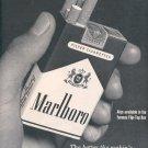 1959 MARLBORO KING SIZE CIGARETTES MAGAZINE AD  (151)