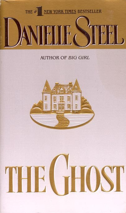 THE GHOST by DANIELLE STEEL 1998  PAPERBACK BOOK MINT