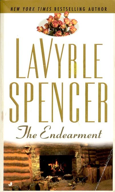 THE ENDEARMENT by LaVYRLE SPENCER 1995  PAPERBACK BOOK VERY GOOD CONDITION