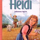 HEIDI BY JOHANNA SPYRI 2004 CHILDREN'S ILLUSTRATED CLASSICS HARDBACK BOOK NEAR MINT