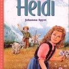 HEIDI BY JOHANNA SPYRI 2004 CHILDREN'S ILLUSTRATED CLASSICS HARDBACK BOOK NEAR MINT