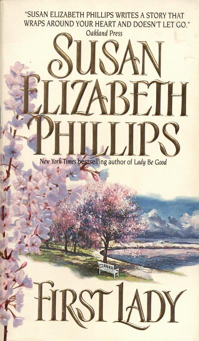 FIRST LADY  by SUSAN ELIZABETH PHILLIPS 2000  PAPERBACK BOOK NEAR MINT