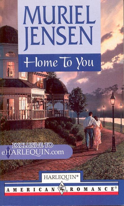 HOME TO YOU by MURIEL JENSEN 2000  PAPERBACK BOOK NEW MINT