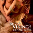 THE VIKING'S DEFIANT BRIDE by JOANNA FULFORD 2009  PAPERBACK BOOK NEAR MINT