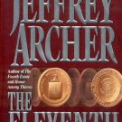 THE ELEVENTH COMMANDMENT by JEFFREY ARCHER 1999  PAPERBACK BOOK NEAR MINT
