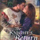 THE KNIGHT'S RETURN by JOANNE ROCK 2009 PAPERBACK BOOK NEAR MINT