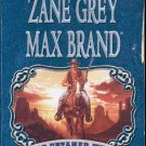 THE UNTAMED WEST by LOUIS L'AMOUR ZANE GREY & MAX BRAND 2004 PAPERBACK BOOK VERY GOOD COND