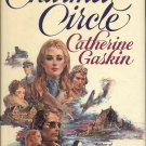 THE CHARMED CIRCLE by CATHERINE GASKIN 1989 FIRST AMERICAN EDITION HARDBACK BOOK NEAR MINT