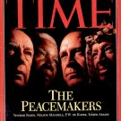 TIME JANUARY 3 1994 - MEN OF THE YEAR NELSON MANDELA BACK ISSUE MAGAZINE NEAR MINT