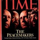 TIME JANUARY 3 1994 - MEN OF THE YEAR NELSON MANDELA BACK ISSUE MAGAZINE NEAR MINT